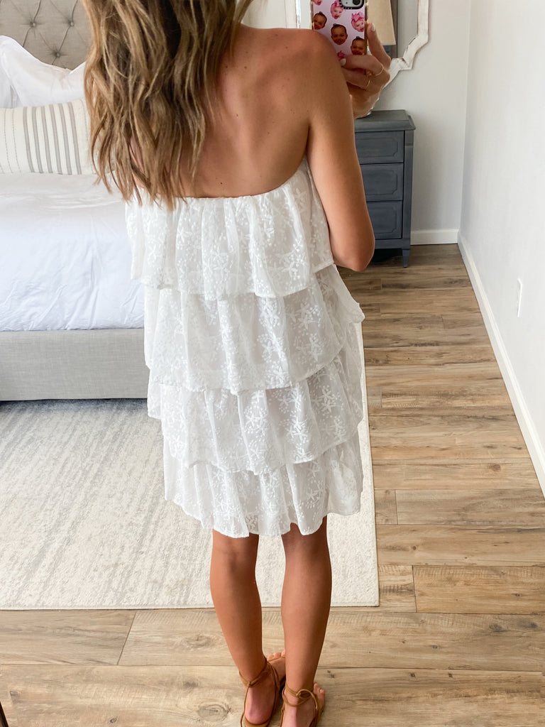 Taylor Ruffled Dress