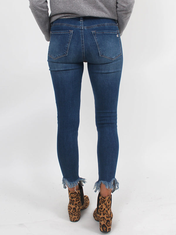 Ava Crop Skinny Jeans