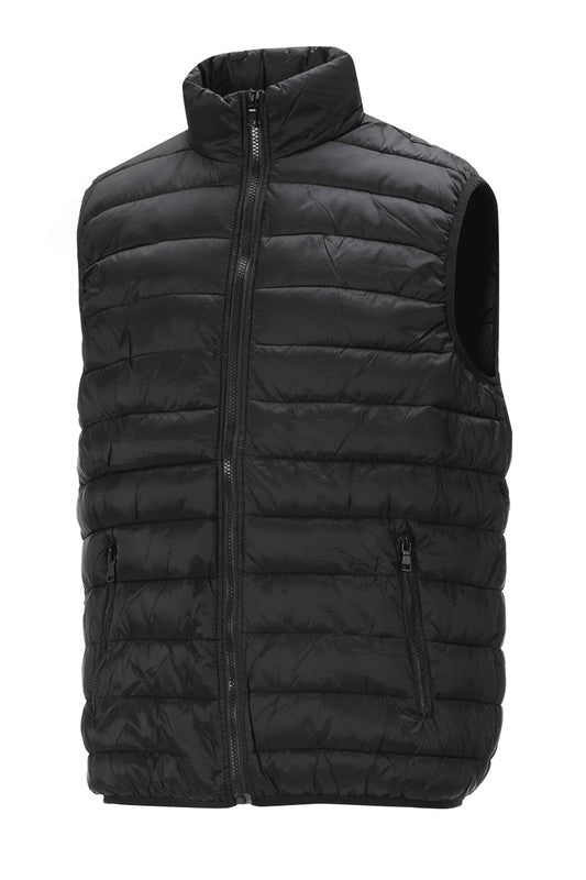 Johan Vest | TAL | Black | FINAL SALE
