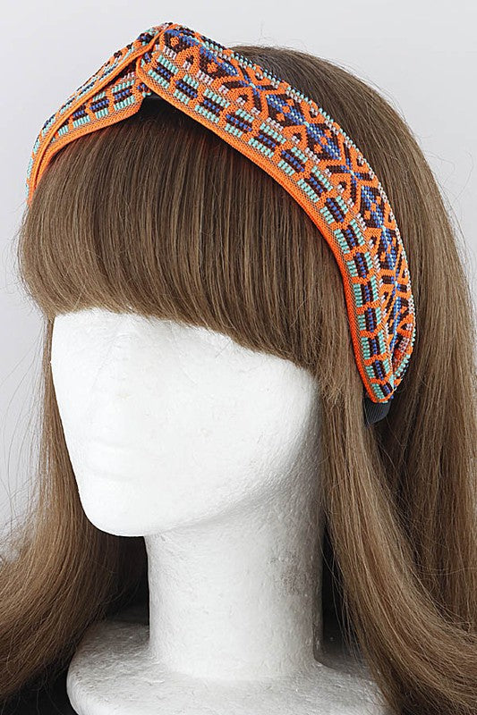 Neon Woven Headband | 2 Colors Available
