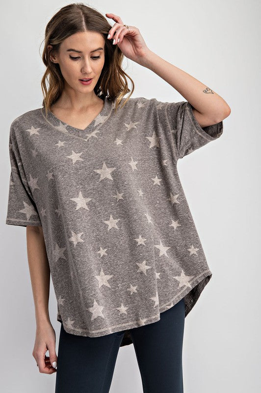 Star Wishes Tee | +Plus Available