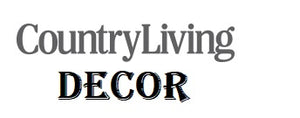 COMING SOON! Country Living Themed Decor