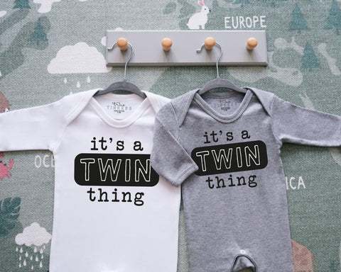 Twin Thing Sleepsuit