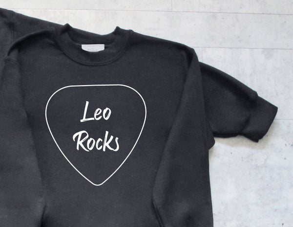 Childrens Rock & Roll Sweatshirt