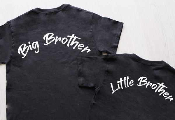 Childrens Arched Title Tshirts