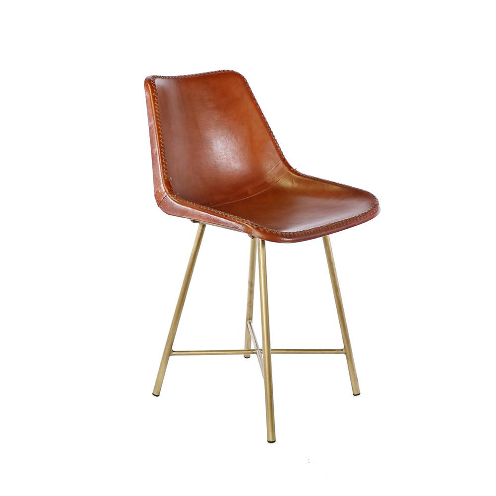 Huck Leather Chair