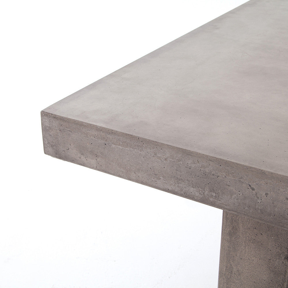 Yoona Concrete Dining Table