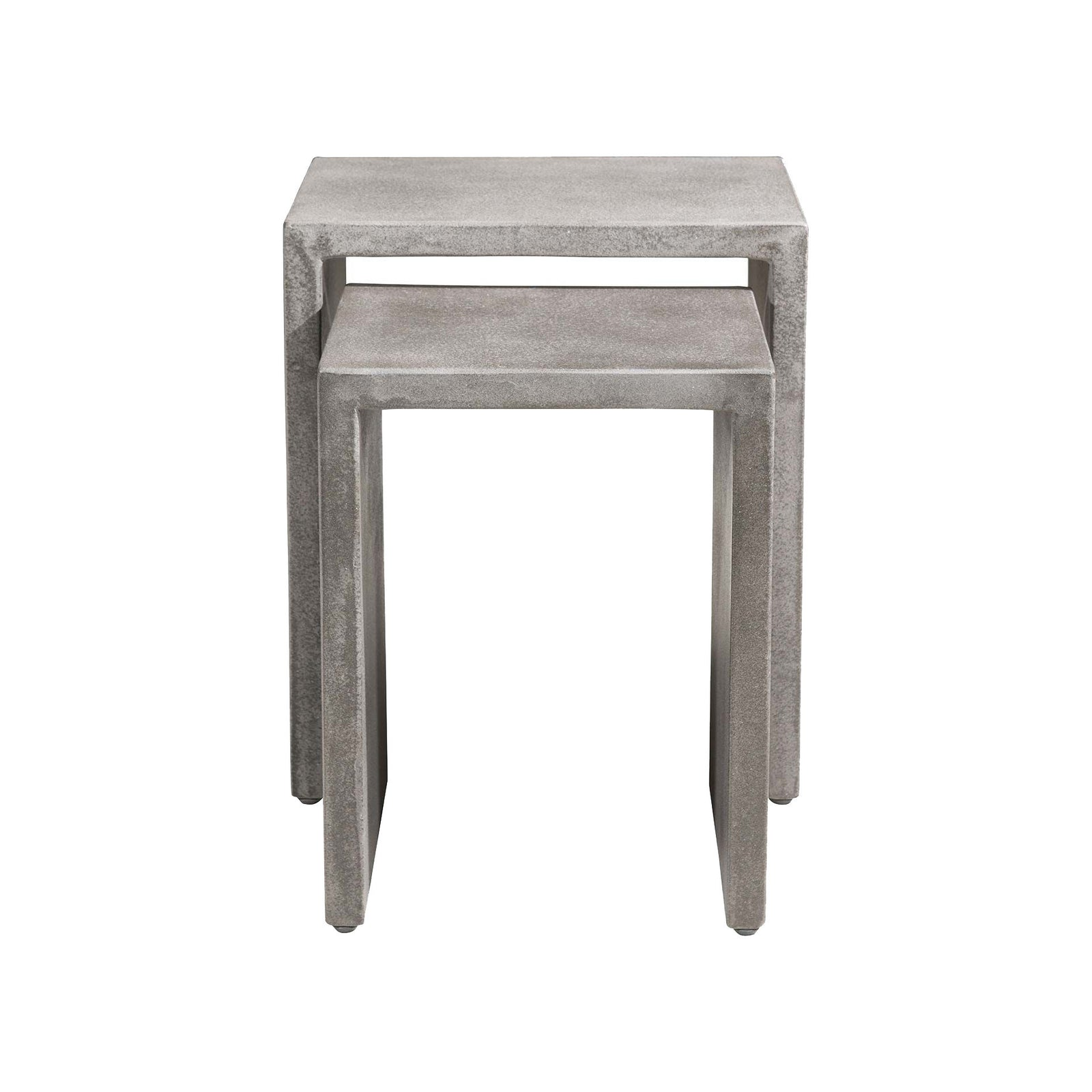 Cement Nesting Tables