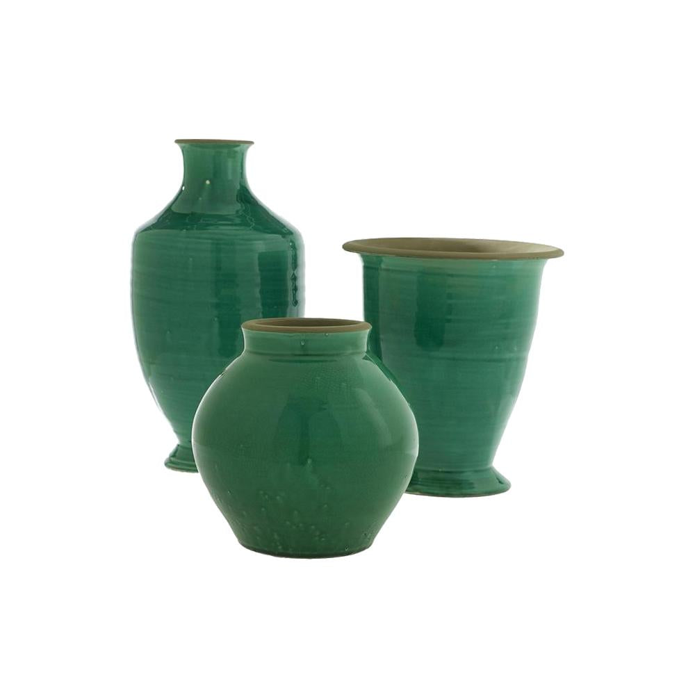 Jade Vase Collection