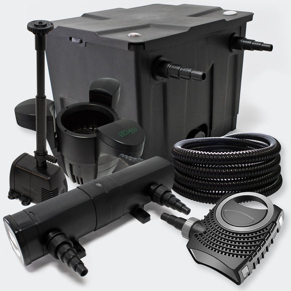 Kits de filtration bassins