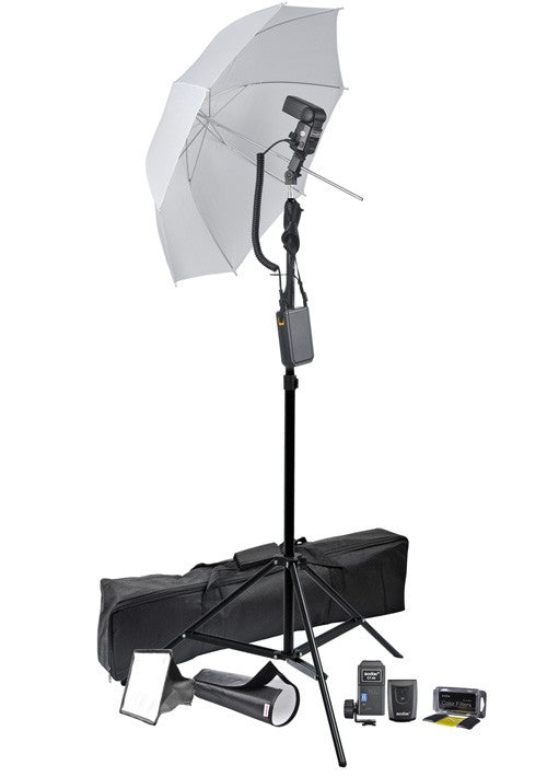 Kit Photo Studio trépied parapluies 1802045