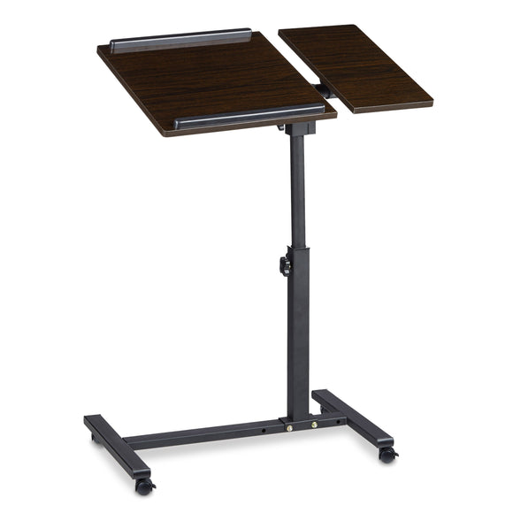 Table ordinateur portable netbook sur roulettes  2013098