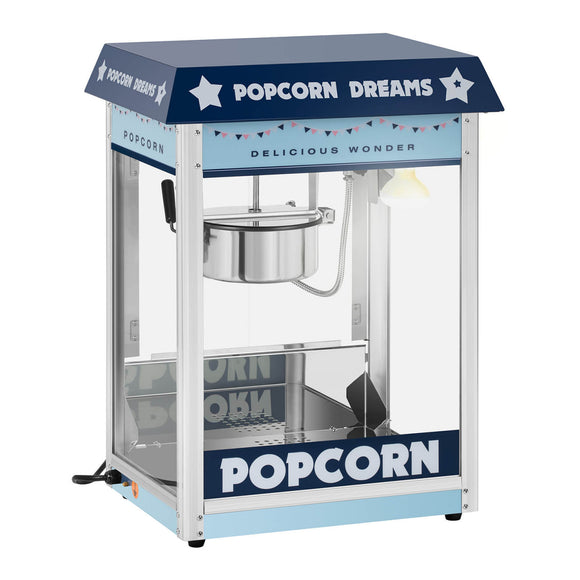 Machine à popcorn coloris bleu 14_0002331
