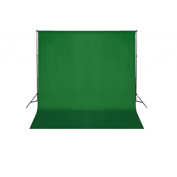 Kit Complet Studio Photo + Fond vert 3x6 1802017