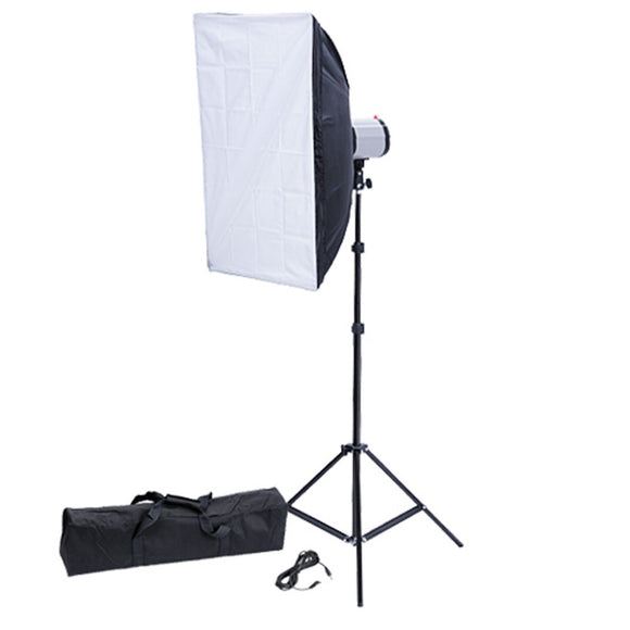Ensemble éclairage softbox studio pro 1802046