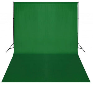 Kit Complet Studio Photo + Fond vert 3x5 1802014