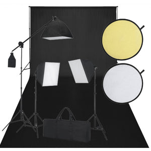 Kit d'éclairage studio support lampe 1802044