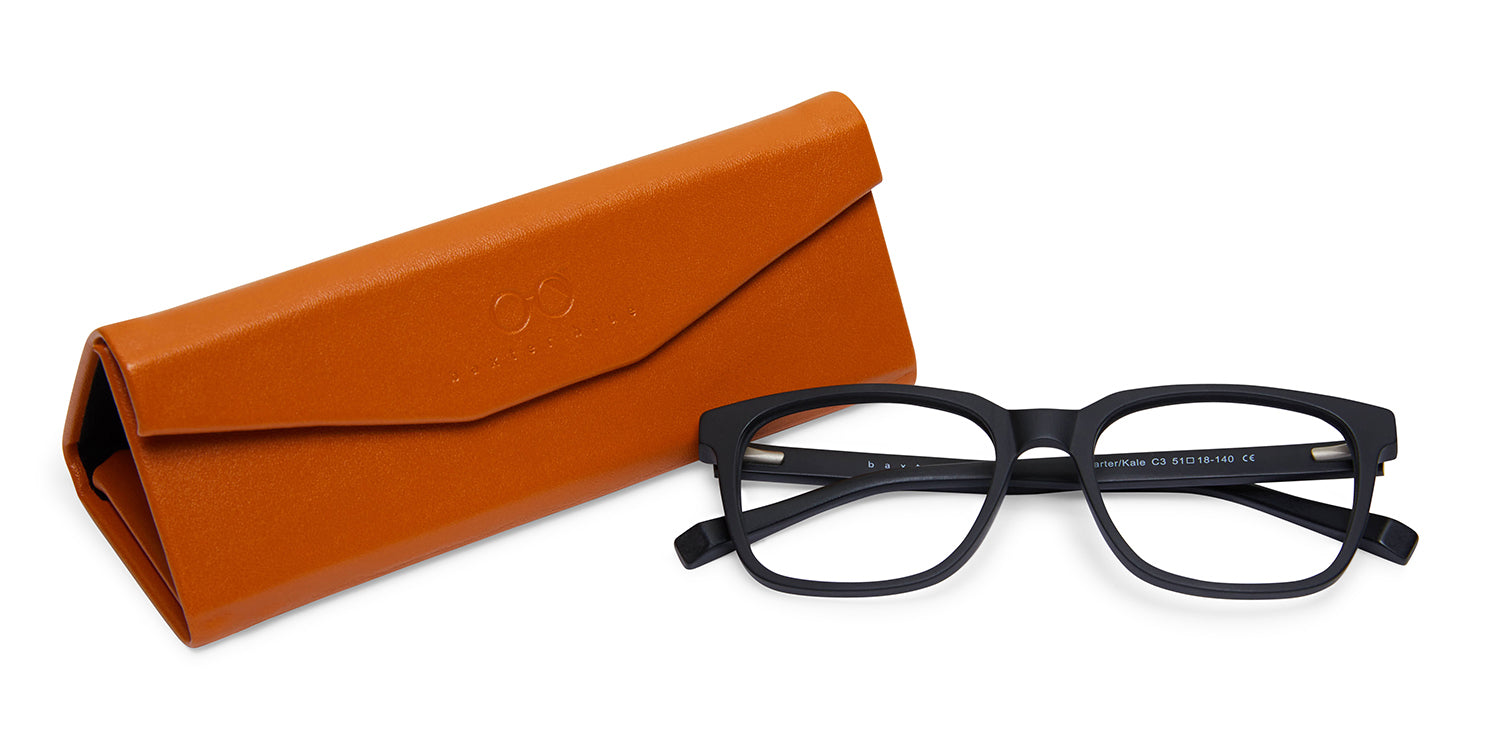 Flexifold Glasses Case / Tan