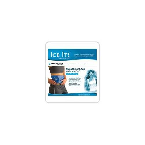 Ice It! B-Pack 6  x 9  Refill for 10078B/C/D  Med/Lrg/Xlg