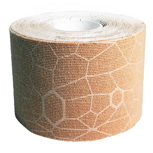 TheraBand Kinesiology Tape Std Roll  2  x 16.4' - Beige/Beige
