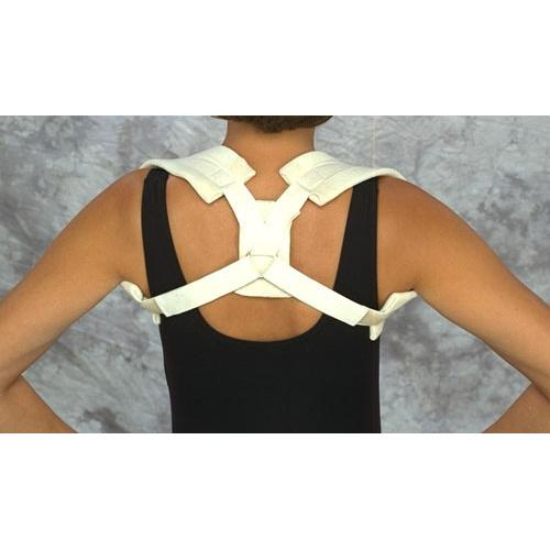 Clavicle Strap 4-Way X-Lrg 25  - 33