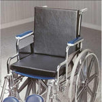 Solid Seat  Wheelchair Cushion 18  x 16  x 1.5