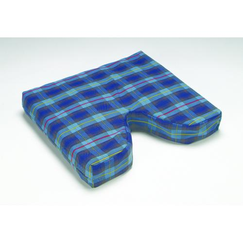 Coccyx Cushion Wedge 13  x 18  x 3  to 1   Navy