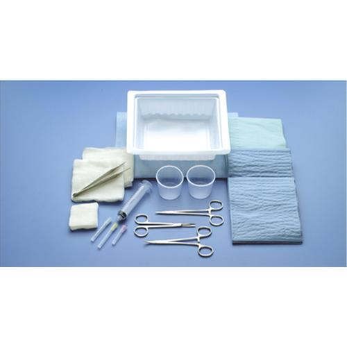 ER Laceration Tray Case /20ea