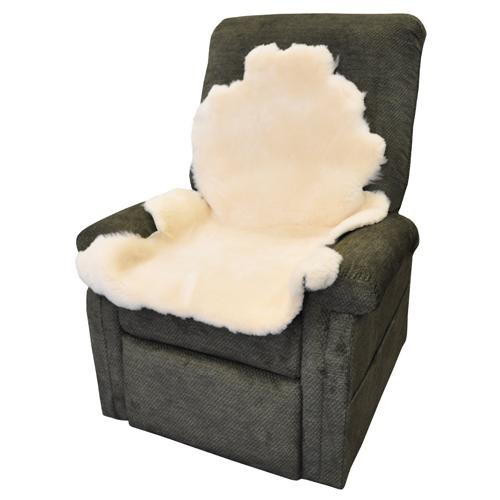 Natural Sheepskin Pad Large Size