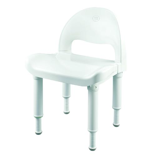 Moen Shower Chair  w/Handles Tool-Free  Adjustable
