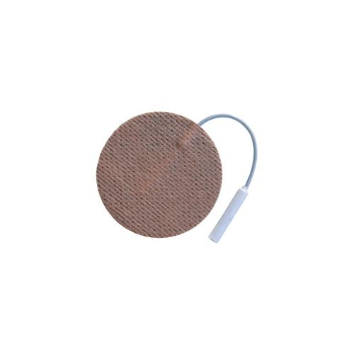 Choice 2  Round Foam  4/pk Electrodes  Unipatch (3155F)