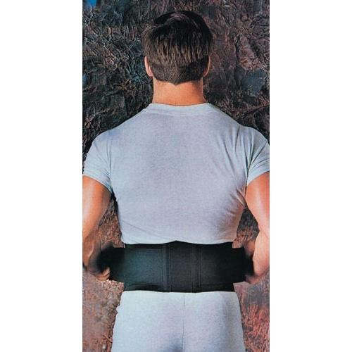 6  Back Support X-Small 26 -36  Sportaid