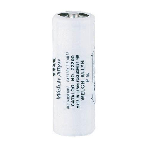 2.5v Nickel-Cadmium Rechargeable Battery (Red)