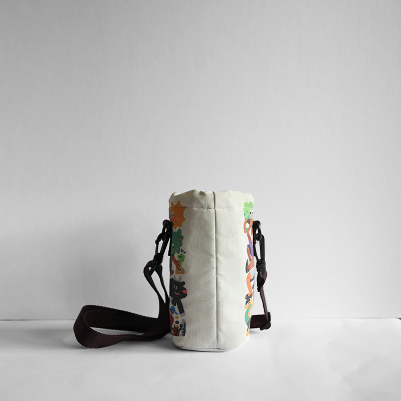 Gouache x Future Forest Tumbler Carrying Bag