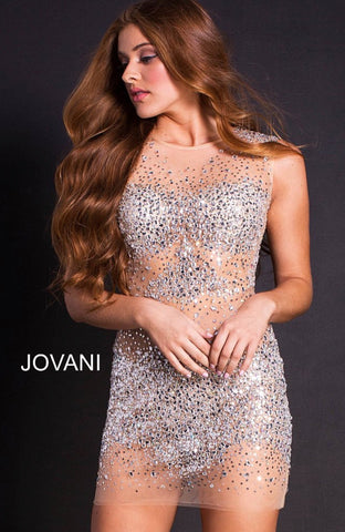 Jovani short dress 39825