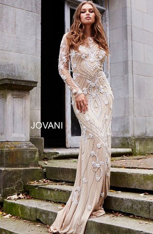 Jovani couture dress 59897