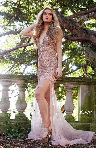 Jovani pageant dress 57300