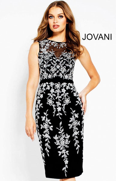 Jovani short dress 54463