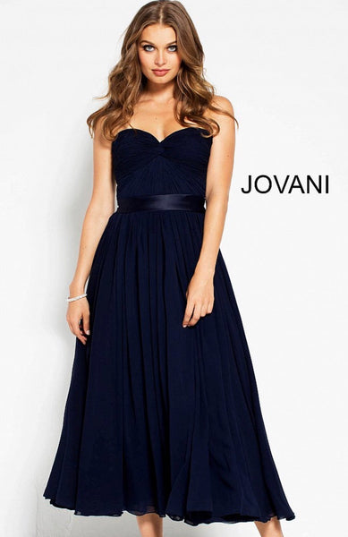 Jovani short dress 72755