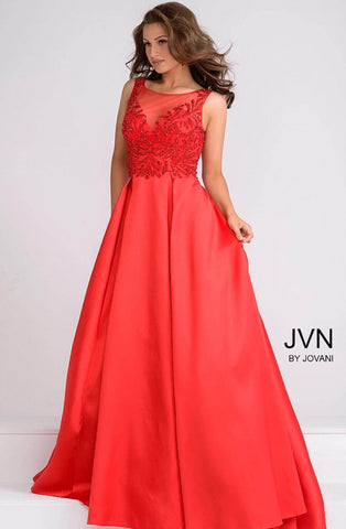 Evening dress JVN48835