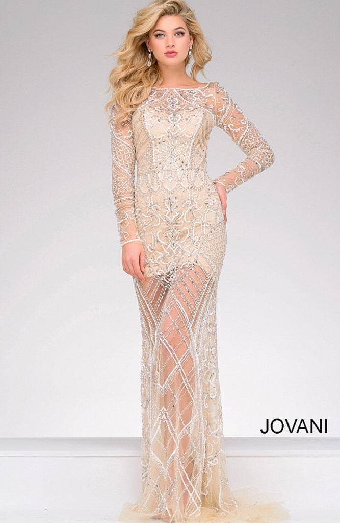 Jovani pageant dress 39193
