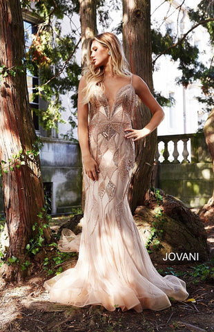 Jovani pageant dress 55658