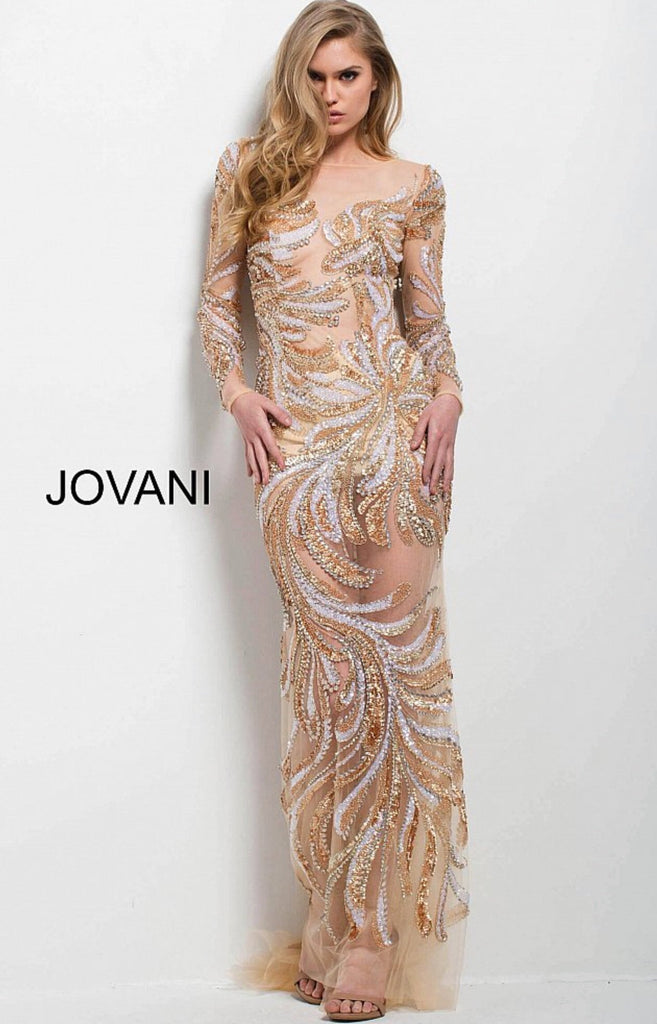 Jovani pageant dress 40487