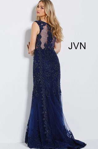 Evening dress JVN56006