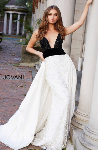 Jovani pageant dress 57786