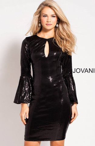 Jovani short dress 52185