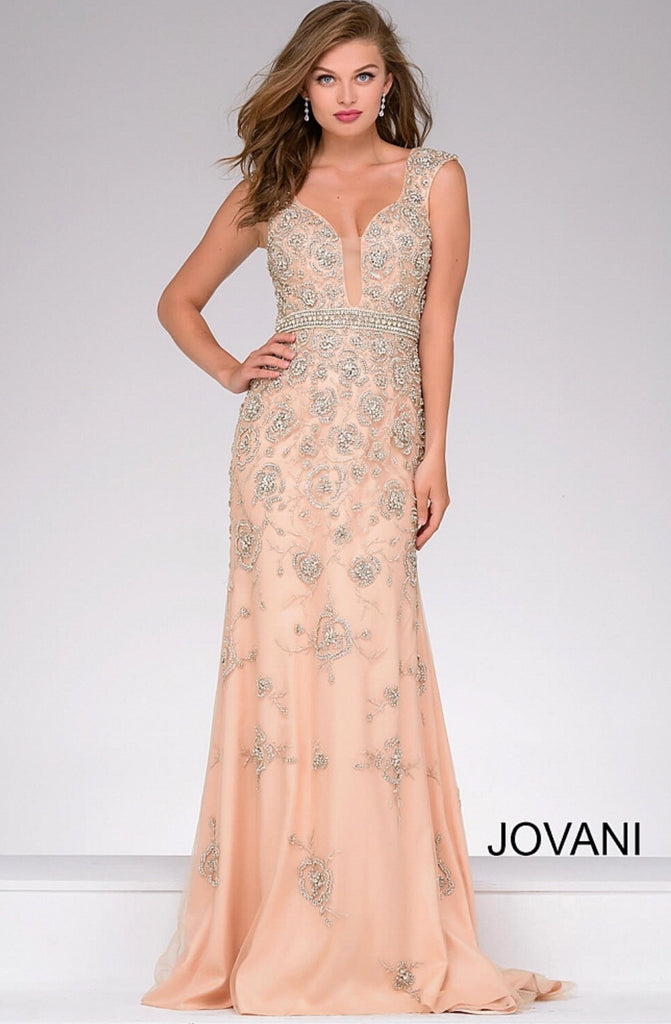 Jovani pageant dress 31201