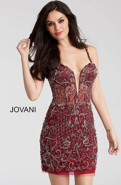 Jovani short dress 52257