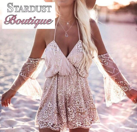 The Boho playsuit by Stardust