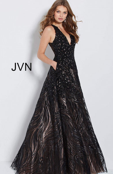 Evening dress JVN60641